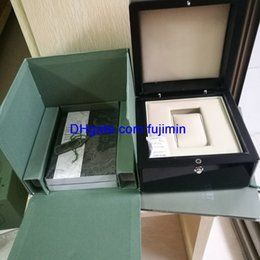 Wholesale ap royal - luxury brand watch Box AP Advanced original trademark box royal oaks AAA quality bin With certificate book watches box 02