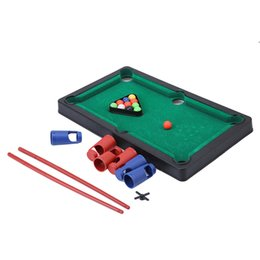 Wholesale Golf Toys - Mini Billiard Table Game Toy Gift Children Accessories Board Games Parent-child Educational Toys Home MU838758