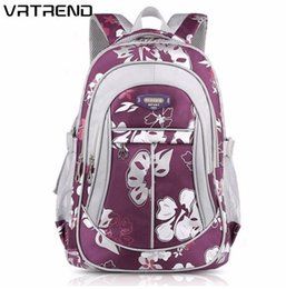 57924b6cd4f3 VRTREND Junior High School Backpacks For Girls Primary Kids Bags High  Quality Large Size Capacity School Bags For Children Girls