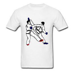 Deutschland Gamer T Shirt Mens Korea Taekwondo T-shirt 2018 Neue Kommende Judo Malerei T-shirt Für Erwachsene Jugend Freund Geschenk T-shirts Baumwolle X cheap korea paint Versorgung
