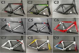 9 colors T1000 UD Glossy or Matte Cervelo S5 carbon road frames Bicycle Frameset with 48-51-54-56-58cm for selection free shipping