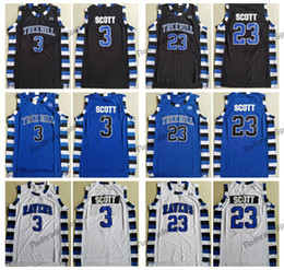 Erkek Bir Ağaç Hill Film 23 Nathan Scott Jersey 3 Lucas Scott Basketbol Formaları Mavi Siyah Dikişli Gömlek nereden