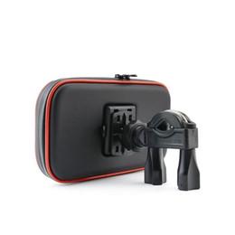 Toptan Motosiklet Telefon Tutucu Destek Cep Moto Bisiklet Iphone Akıllı Telefonlar Bisiklet Tutucu Su Geçirmez Çanta Standı GPS Için Standı nereden
