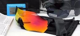 Gafas deportivas transparentes online-Gafas de sol EV Ciclismo O Marca Hombre Moda Gafas de sol polarizadas TR90 Deporte al aire libre Gafas de correr 9313 Colorido, polarizado, len transparente