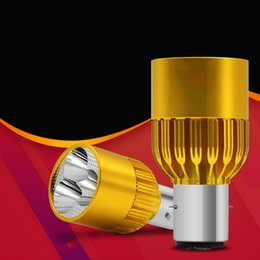 Wholesale Bright Headlights Cars - Motorcycle Refitting Accessories Electric Car LED Headlights, Bulbs 12V-80V Built-claw Bulbs Super Bright