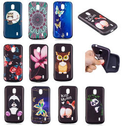 Cajas del teléfono celular de la mariposa online-Funda Huawei P20 Lite para Nokia 1 Galaxy J2 Pro A8 Plus 2018 Flor mariposa suave TPU silicona búho Panda cubierta de dibujos animados teléfono celular piel