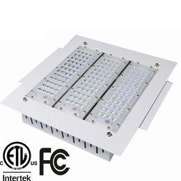 150W вело утопленный свет залива света 50W 100W 150W света Сени прожекторов 200W высокий установленный для AC 85-277V света бензоколонки от