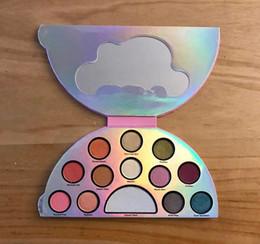 Wholesale Easy Life - 2018 New LIFE ' SA palette love & UNICORNF matte Eyeshadow Palette 13 Colors Eyeshadow Makeup palette Free shipping