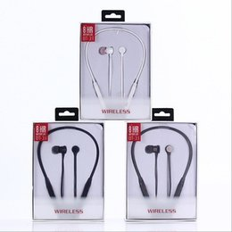 Wholesale Sport Headphone Wired - Hot Bluetooth Sports Earphone In Ear Stereo Headset Earbuds for Computer Headphones Samsung Iphone 7 6s with Retail Package AAA Quality