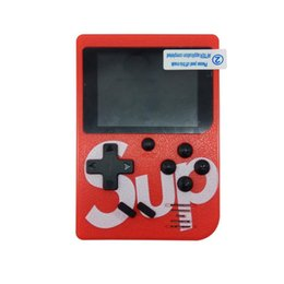 c0634566fa7 SUP Nostalgic Game Player 129 168 300 400 in 1 Sup Plus Handheld Game  Console Color Display 8 Bit Classic Portable Game Player AV Out