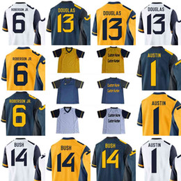 Wholesale Bush Men - S-3XL Custom College 13 Rasul Douglas 6 Reggie Roberson Jr. 1 Tavon Austin 14 Tevin Bush Jersey Stitched