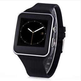 Argentina Nueva llegada X6 Smart Watch con cámara Pantalla táctil Soporte SIM TF Tarjeta Bluetooth Smartwatch para iPhone Xiaomi Teléfono Android cheap xiaomi smart camera Suministro