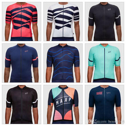 Wholesale Jersey Tops For Women - MAAP 2018 M-Flag Pro Light Jersey Short Sleeves Cycling Tops Summer Style For Men Women MTB Ropa Millot Quick Dry Bike Wear XS-4XL