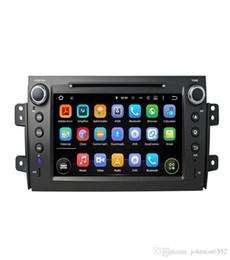 Wholesale Ram Works - Android 7.1 Car Radio for Suzuki SX4 2006-2013 1024*600 Quad Core wifi 4G net work Bluetooth video audio Multimedia 2 din car dvd player
