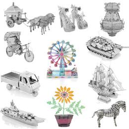 3D modèle en métal puzzles bricolage puzzle kit de puzzle pour collection enfants jouets éducatifs ? partir de fabricateur