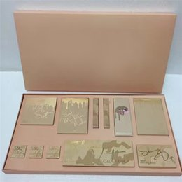 Wholesale Hot Glow - Hot selling Vacation Edition Bundle Makeup set take me on vacation,Send me more Nude,Shinny Dip,Ultra glow,the wet set,June bug,Gloss DHL