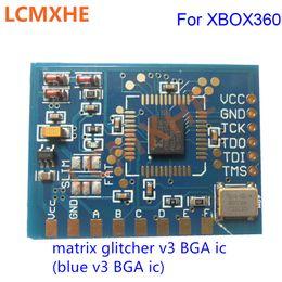 Matrix Glitcher V3 con un pequeño chip BGA ic Edition Corona con 48MHZ Oscilador de cristal Construido para la reparación de XBOX360 Alta calidad Envío gratis desde fabricantes