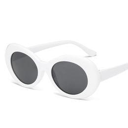 MISM Mode Geek Retro lunettes de soleil Vintage 90S Lunettes Lunettes Ovales Miroir Hommes Accessoires Hippie Gafas De Sol Mujer UV400 ? partir de fabricateur