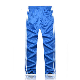 Wholesale brand track pants - 2018 New Brand Mens Joggers Casual Harem Sweatpants Sport Pants Women Gym Bottoms Track Training Jogging Trousers