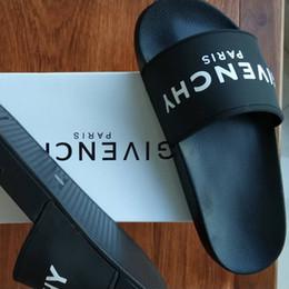 Wholesale designer soft shoes - Paris Sandals Brand Slippers Slide Huaraches Flip Flops Fashion Designer shoes Sneakers for Wearing by Shoe001