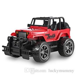 Wholesale Electric Rc Jeep - Jeep RC Car 1:24 Vehicle Remote Control Car Off-road Jeep SUV Toy Remote Control Toys SUV Car Model For Jeep Wrangler Rubicon Collection