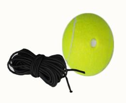 2019 tennisbälle elastisch WEING WD-18 Gürtel Linie Tennis Training Elastische Gummiband Ball Tennis Training Bälle günstig tennisbälle elastisch