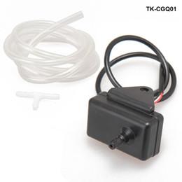 Medidores de vácuo on-line-Tansky - Boost Sensor W Tubo de Vácuo Substituição para Defi Link e para Apexi Booster Apenas para o medidor da nossa Loja TK-CGQ01