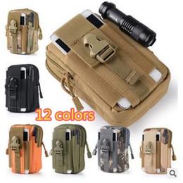 UTILITY Tactical Girovita Pack Militare MOLLE ASSALTO Marsupio Trekking Escursioni Marsupio