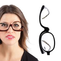 Gafas de lectura para mujeres Gafas graduadas +1.5 +2.0 +2.5 +3.0 +3.5 4.0 + 4.0 Para lentes de maquillaje cosmético desde fabricantes