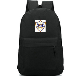 02eb6f8c8fbf cool backpacks girls Canada - Qarabag backpack Cool club daypack Team  Futbol Klubu schoolbag Football exercise