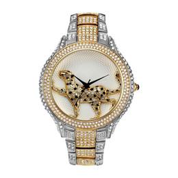 Wholesale Best Women Watches Color - Full Diamond Best Womens Watch Brands Fashion Carter Quartz Gold Watch Women Water Resistant Wild Ladies Wrist Watches