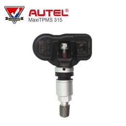 herramientas de diagnóstico usadas Rebajas El sensor de la herramienta de diagnóstico de la presión de neumáticos de Autel TPMS 315HZ apoya el uso de la programación del neumático con TS601 TS501