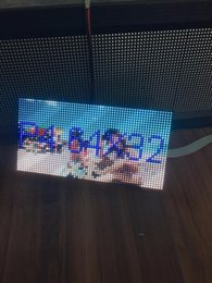 Wholesale outdoor full color led screen - HD SMD P4 P5 P8 P10 rgb full color outdoor indoor led screen panel led display module advertising dot matrix billboard