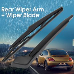 Wholesale Wiper Blades Wholesale - Car Auto Rear Windscreen Window Wiper Arm With Wiper Blade Set For Volvo XC90 2003-2006 AAA317
