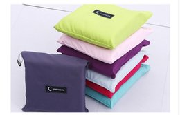 Wholesale Camp Clean - 75*210cm Wholesale 100% cotton comfortable clean health Portable Inner Travel Outdoor Hostel Train Sheet Sack Camping Sleeping Bag