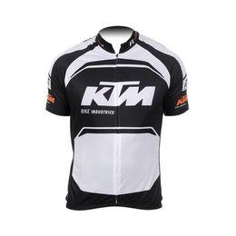 2019 maillot de course ktm 2018 maillot de cyclisme Pro Team KTM Summer Racing Bike Wear Shirt hommes à séchage rapide respirant VTT Vélo Tops Cycling Clothing promotion maillot de course ktm