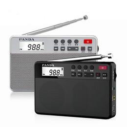 Panda 6207 iki dalga bantlı radyo kartı mini hoparlör taşınabilir mp3 nereden