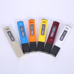 Numérique TDS Testeur Compteur Moniteur TEMP PPM Testeur Stylo LCD Température Mètres Bâton Pureté De L'eau Moniteurs de Qualité Mini Testeurs De Filtres TDS-3 ? partir de fabricateur