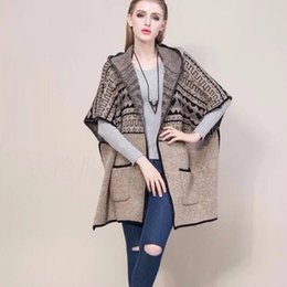 d5c150f467 Long Cardigan Women Long Sleeve Knitted Pockets Sweater Cardigans Autumn  Winter ladies Sweaters 2018 Mujer Invierno sueter mujer