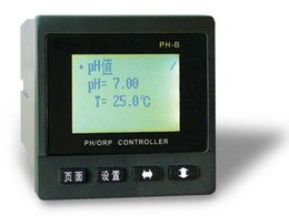 Wholesale Online Testers - Industrial Online pH ORP Controller Meter Tester Monitor 0.00 to 14.00pH Accuracy +-0.05ph water quality test treatment