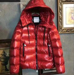 Женская одежда онлайн-Luxury Design Ladies Fashion Coat горячие продажи женская куртка зимнее пальто утолщение Женская Одежда капюшон пуховик