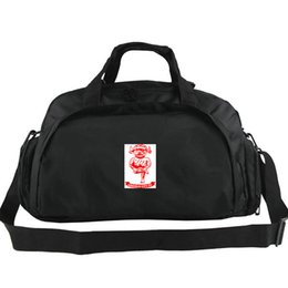 Wholesale play boy men - Lincoln City duffel bag Good play club tote Football backpack Exercise luggage Soccer sport shoulder duffle Outdoor sling pack