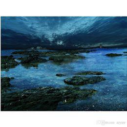 модная бриллиантовая краска Скидка 5D DIY Алмаз живопись полный квадратный круглый Алмаз вышивка морской пейзаж риф ремесло набор мода украшения дома