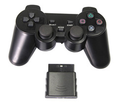 2019 controlador de juego para ps2 ps2 juegos ps2 joystick controller 2.4g controlador inalámbrico game doble vibración se puede convertir controlador de juego de computadora rebajas controlador de juego para ps2