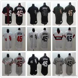 c7871ca9e898e 2019 jerseys online Tienda en línea Venta al por mayor Co White Sox 45  Michael Jord