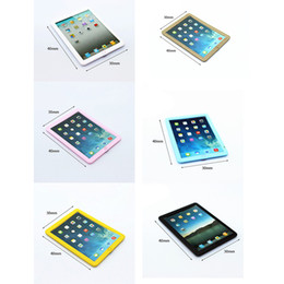 Wholesale Children Learning Computer - MINIFRUT 1Pc Mini Touch Type Computer Tablet Modle For Barbie Children Learning Education Computer Dolls Accessories