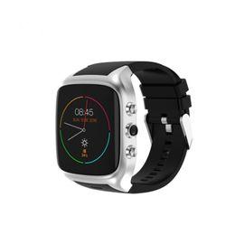 firefox телефоны Скидка Оригинал X01s Smartwatches Android OS 5.1 1.54 дюймов ROM 8 ГБ водонепроницаемый GPS датчик силы тяжести поддержка SIM-карты Smartwatches телефон 1 шт. / лот