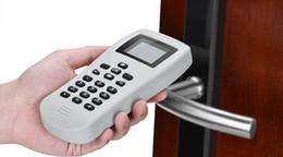 Argentina DHL Free Shipping Tarjeta MF Programador Accesorio LMA para sistema de bloqueo de hotel, seguimiento de registros de desbloqueo, recopilación de grabaciones, inicialización de bloqueo de puerta Suministro