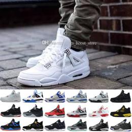 Hommes Chaussures IV 4 11Lab4 Basket Ball 11 Lab 4 Basket En Cuir Vernis Hommes Shoess IV 4S Sneakers TAILLE US 8 8.5 9.5 10 11 12 13 ? partir de fabricateur