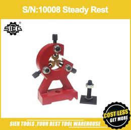 Livraison gratuite! / S / N: 10008 reste stable / SIEG C2 / C3 / SC2 / SC3 centre de repos / cadre central de tour ? partir de fabricateur